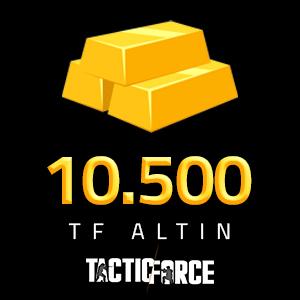10.500 TF Altın