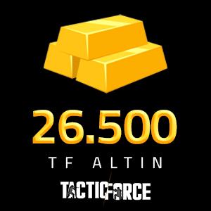 26.500 TF Altın