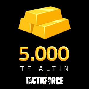 5.000 TF Altın