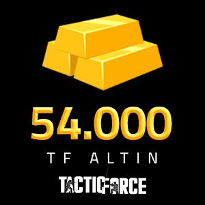 54.000 TF Altın