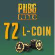 PUBG Lite 72 L Coin