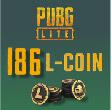 PUBG Lite 186 L Coin