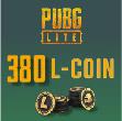 PUBG Lite 380 L Coin