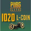 PUBG Lite 1020 L Coin