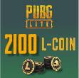PUBG Lite 2100 L Coin