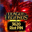 Dark Passage 3620 Riot PIN