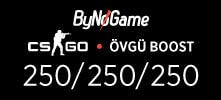 750 CS-GO Övgü Boost Hizmeti