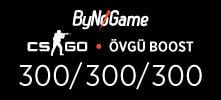 900 CS-GO Övgü Boost Hizmeti