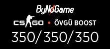 1050 CS-GO Övgü Boost Hizmeti