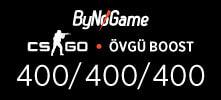 1200 CS-GO Övgü Boost Hizmeti