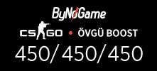 1350 CS-GO Övgü Boost Hizmeti