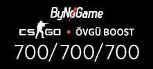 2100 CS-GO Övgü Boost Hizmeti