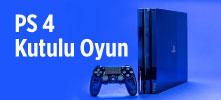 PS 4 Kutulu Oyun