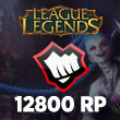 League of Legends 12800 RP Riot Pin