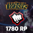 League of Legends 1780 RP Riot Pin