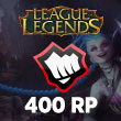 League of Legends 400 RP Riot Pin