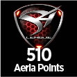 S4 League 510 Aeria Points