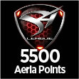 S4 League 5500 Aeria Points