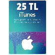 Apple Store 25 TL Gift Card