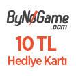 ByNoGame 10 TL Hediye Kartı
