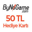 ByNoGame Gift Card (50 BNG)