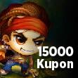 Bombom 15.000 Kupon