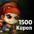 Bombom 1.500 Kupon