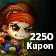 Bombom 2.250 Kupon