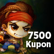 Bombom 7.500 Kupon