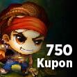 Bombom 750 Kupon