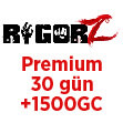 Premium 30 gün + 1500GC