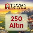 Travian 250 Altın (Paket C)