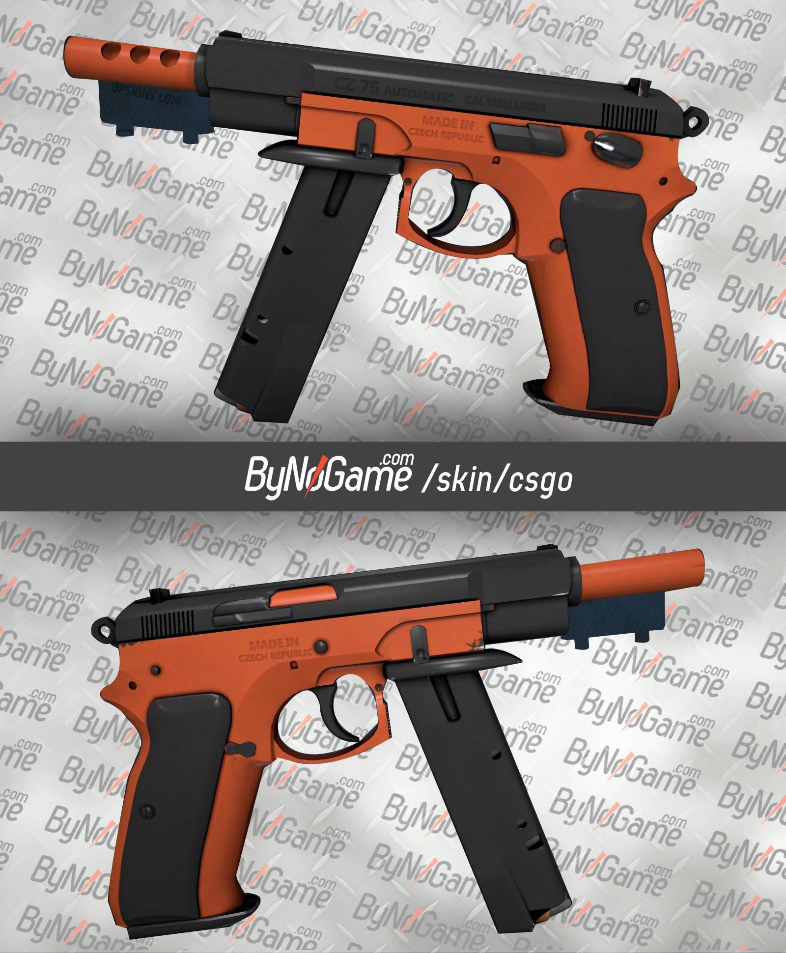 CZ75-Auto   Nitro (Factory New) - Pistols - CSGO Skin - ByNoGame