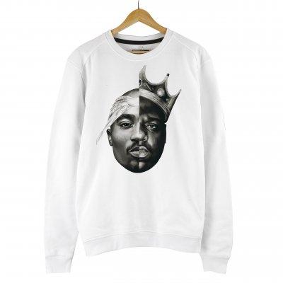 2pac & Biggie Basic Sweatshirt
