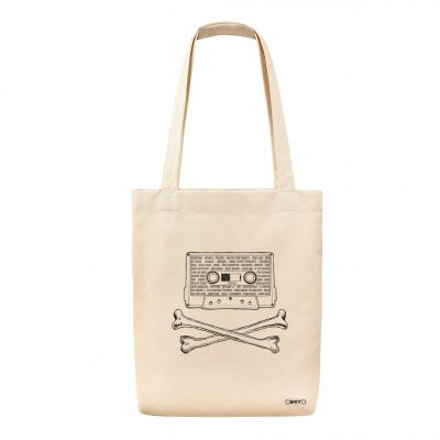 90'lar Alternative Tote Bag Bez Çanta