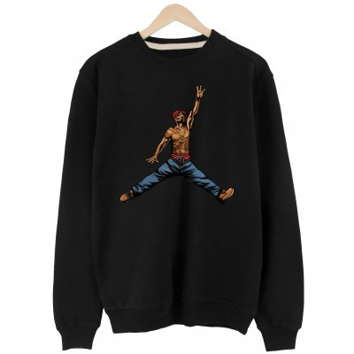 Air Tupac Basic Sweatshirt