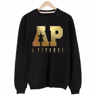 Anıl Piyancı Sweatshirt (AP GOLD EDITION)