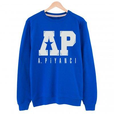 AP Anıl Piyancı Basic Sweatshirt