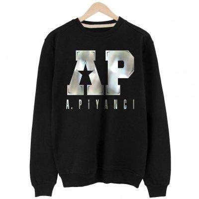 Anıl Piyancı (AP SILVER) Basic Sweatshirt