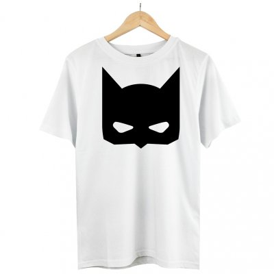 Batman Beyaz T-Shirt
