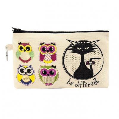 Be Different Bez Cüzdan Clutch El Çantası