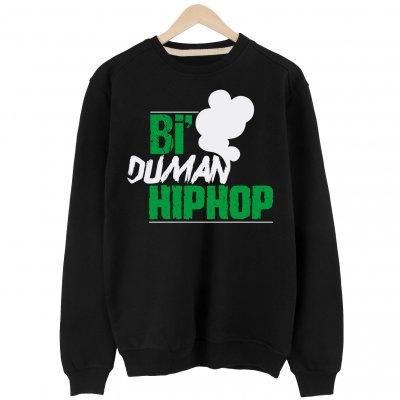 Bi Duman Hiphop Basic Sweatshirt