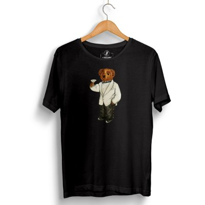 Cheers Bear Black T-Shirt