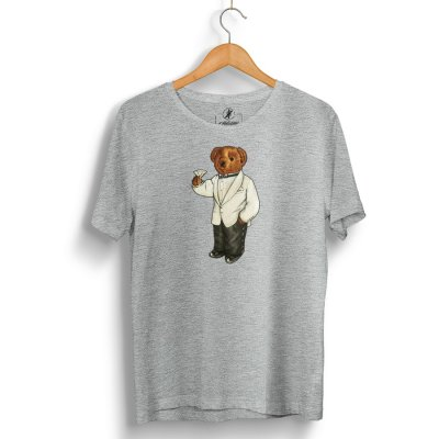 Cheers Bear Gray T-Shirt