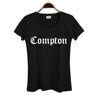 Compton Kadın T-Shirt