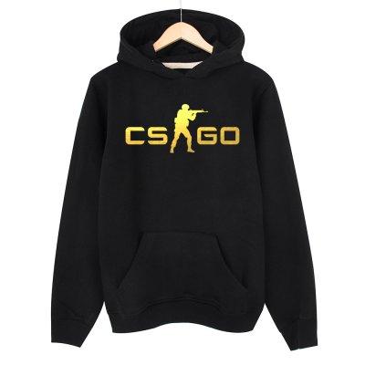 CS:GO Logo Altın Kapüşonlu