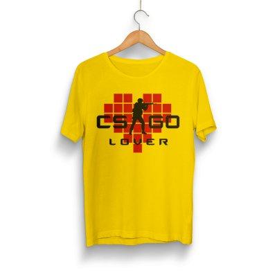 CS:GO Lover Kırmızı T-Shirt