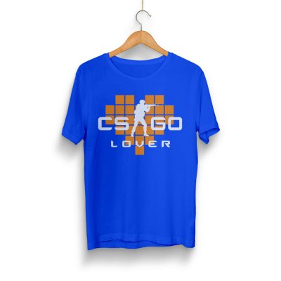 CS:GO Lover Turuncu T-Shirt
