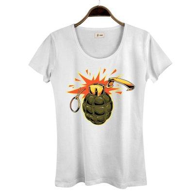 El Bombası Kadın T-Shirt