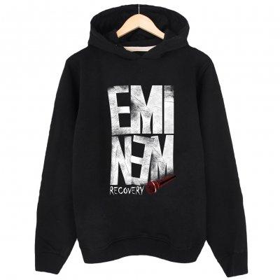 Eminem Recovery Kapşonlu Sweatshirt Hoodie